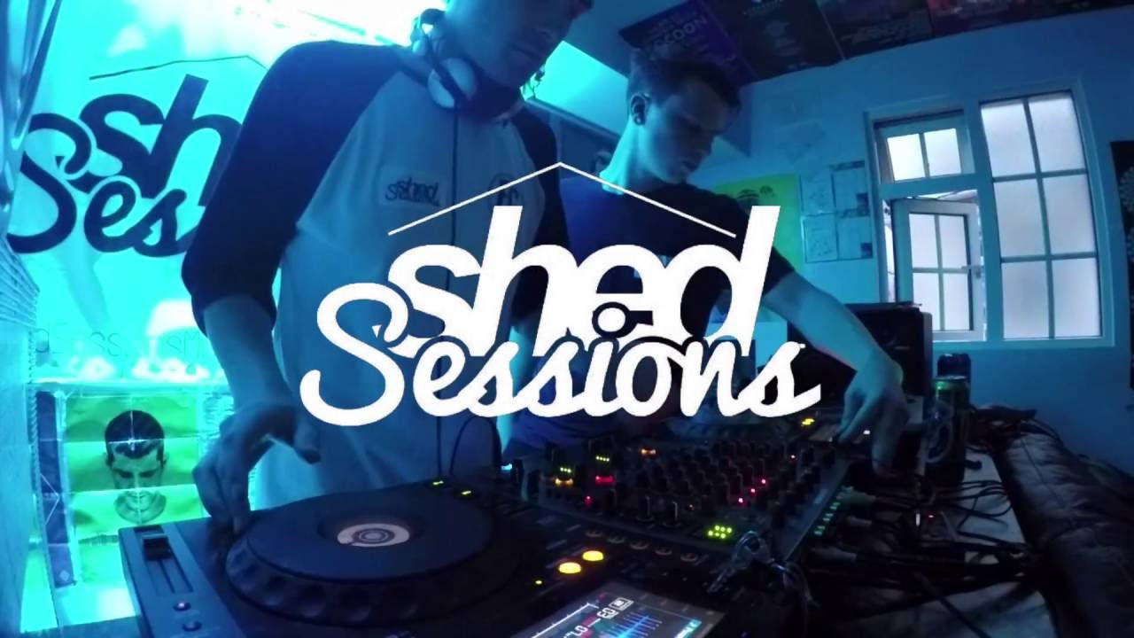 Boots & Kats - Live @ Shed Sessions Video Mix 018 2017