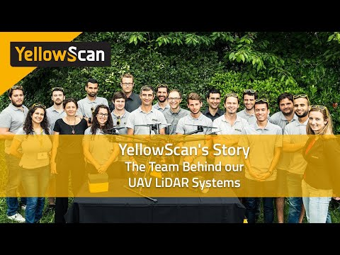 YellowScan presentation - 2018