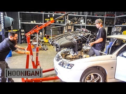 [HOONIGAN] DT 105: Forza Holden Ute V8 on NOS Update (Left Hand Drive Swap)