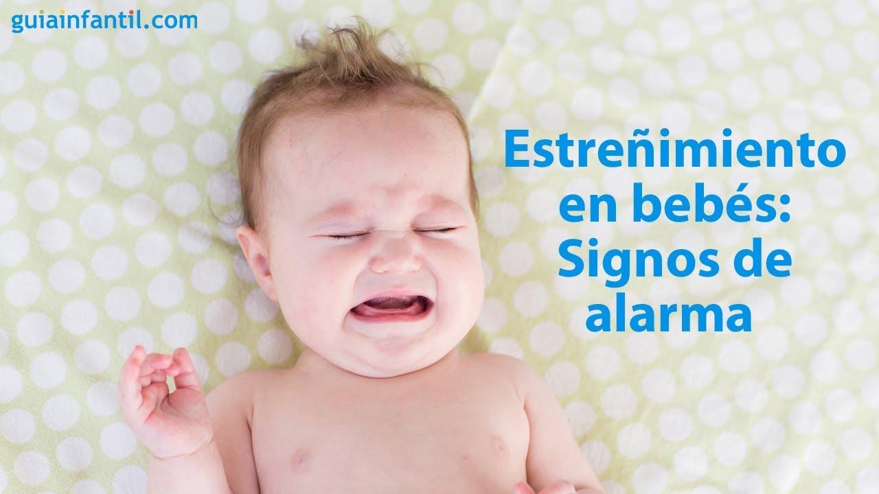 Estreñimiento en bebés: Signos de alarma | #ConectaConTuHijo