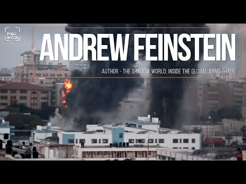 Andrew Feinstein Interview: Palestine Action – direct action against the arms trade