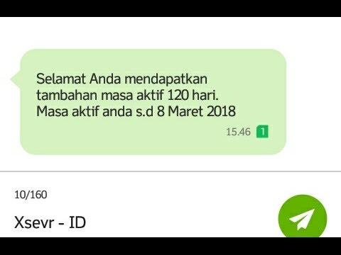 Video GRATIS MASA AKTIF XL HINGGA 30 HARI 100% GRATIS Rp.0 TERBARU 2017