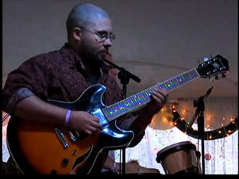 Winslow - DiscoTub - The Jungle Jazz Initiative - Skylands Music Fest '10