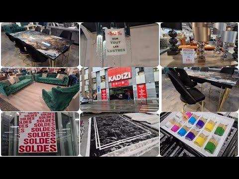 جديد محل #Kadizi # BRUXELLES # تخفيضات وهميزات هبال _من بين أرخص المحلات التركية في بروكسل