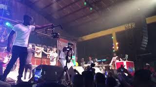Street Billionaires Performance #APRACHAPRE At Zanku To The World Concert #ZTTW
