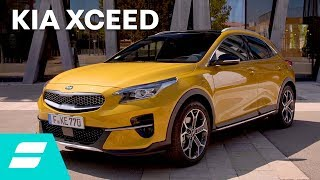 2019 Kia XCeed first drive review