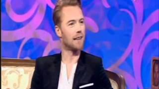 Boyzone - Ronan Keating interview on Paul O'Grady