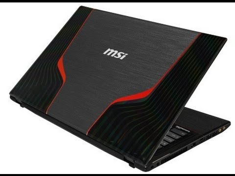 MSI GE70 0ND-032US review + GW2 Gameplay