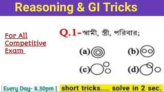 T.S.R Exam 2021|| Reasoning & General intelligence || Class- 12