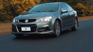 Holden Commodore Brake Rotor and Pad Upgrade