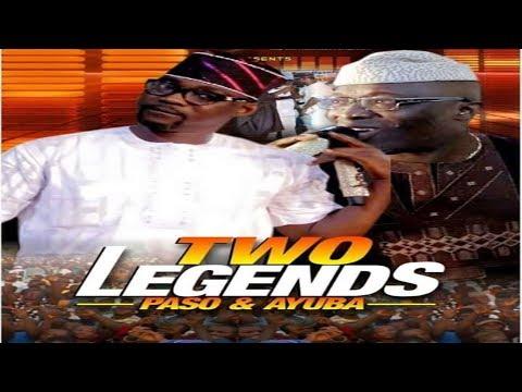 Two Legend 2018 Latest Ayuba Adewale Bubble and Pasuma Mr President Fuji Music Collaboration