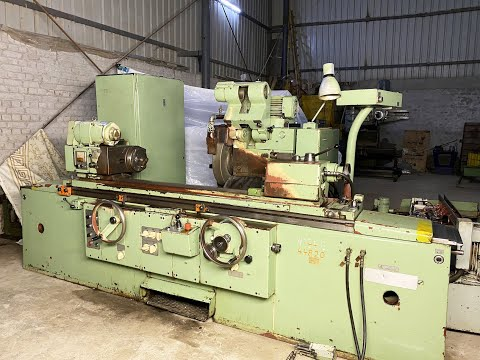 TOS BHU 32A/1000 Universal Cylindrical Grinder