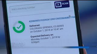 Track holiday packages with USPS phone app