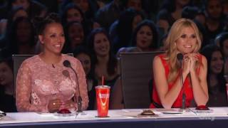THE BEST TOP 10 America's Got Talent 2016 No 2 Audition Performances
