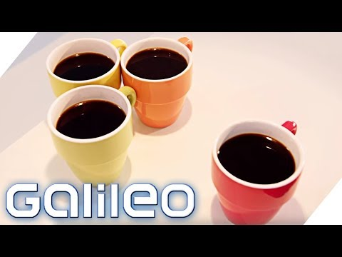 Selbstversuch: Power-Boost - Stärkster Kaffee der Welt | Galileo | ProSieben