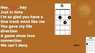 uke play along easy - TH-Clip