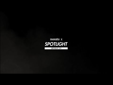 MONSTA X 「SPOTLIGHT」 Teaser Mp3