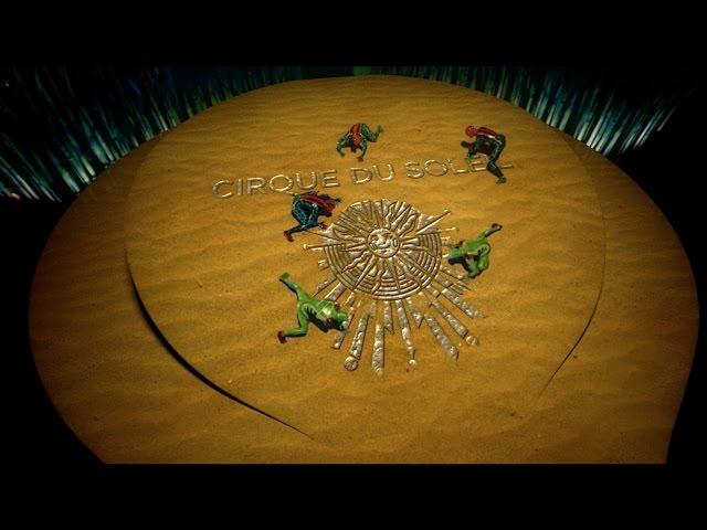 Cirque du Soleil · Totem