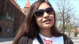 preview picture of video 'Konstytucja 3 maja 1791 - sonda, Kwidzyn 2011'