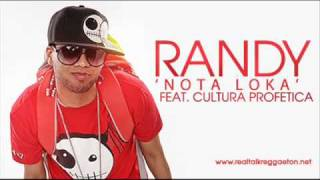 Randy Nota Loka Ft Cultura Profetica - Solo Por Ti