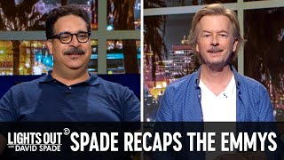 The Kardashians' Accidental Comedy at the Emmys - Lights Out with David Spade