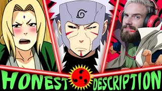 EVERY HOKAGE is a WORSE Leader than PewDiePie - Honest Anime Descriptions [SUBSCRIBE TO PEWDIEPIE]
