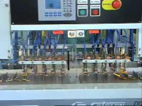 Sistema pick and place para sobre envasado automático de sachets