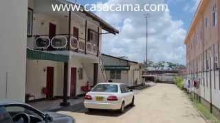 preview picture of video 'Studio Appartement Vakantiewoning Suriname, Paramaribo: Gongrijpstraat C - Holiday Rental'