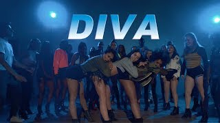 DIVA - Beyonce - Choreography/Class by Samantha Long - A THREAT
