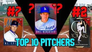 RANKING The TOP PITCHERS in MLB The Show 20 Diamond Dynasty...