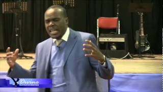 The Land God wants to bless you with - Prophet Elisee Yao