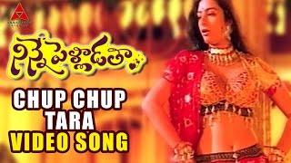 Chup Chup Tara Video Song | Ninne Pelladatha Movie | Nagarjuna,Tabu