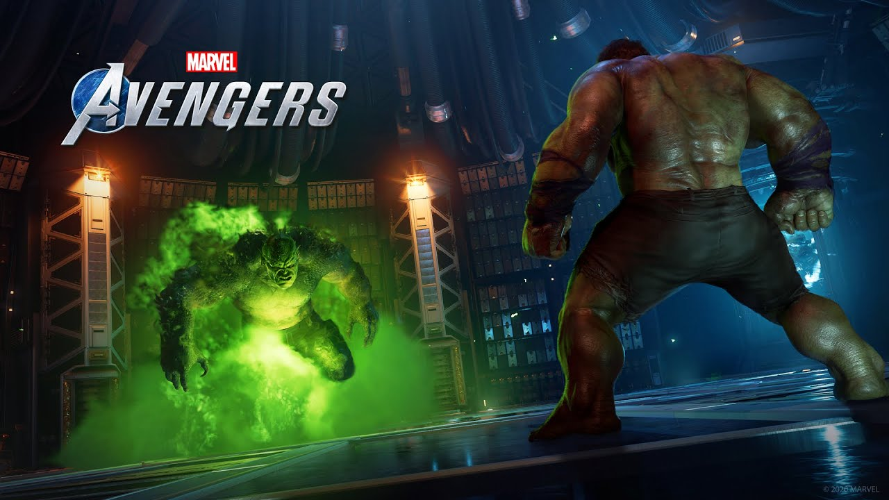 Video MARVEL'S AVENGERS: STANDARD EDITION [STEAM]