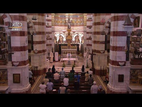 Laudes et Messe du 18 septembre 2021 à Notre-Dame de la Garde