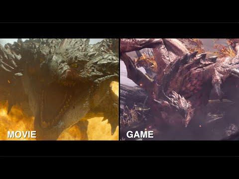 蜜拉·喬娃維琪主演《魔物獵人》真人電影公佈最新預告片,雄火龍登場,預計將在12月上映