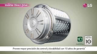 LG Inverter Direct Drive.