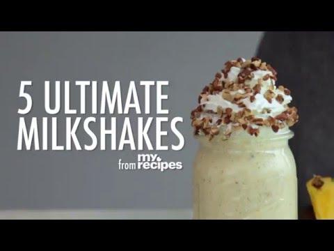 5 Ultimate Milkshake Combinations