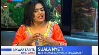 Nafasi ya wanawake uongozini (Sehemu Ya Pili) |Suala Nyeti