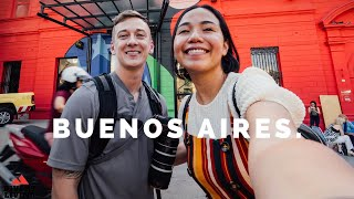 What To Expect - Buenos Aires, Argentina (Our First Trip)🇦🇷