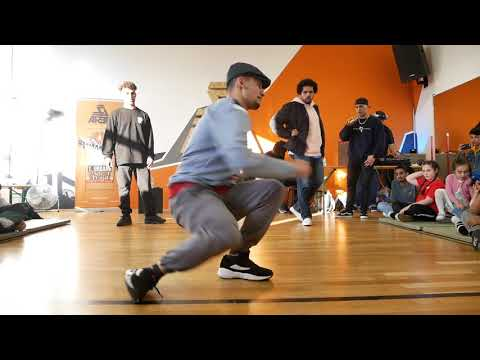 ROOKIE 47 BATTLE 2019 // Judge Demo - Milo I Majid I Dalil Wave