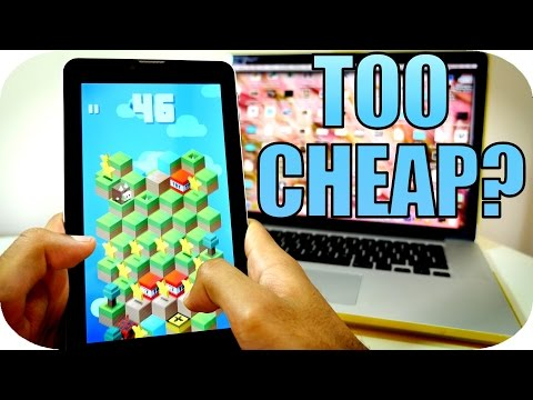 Chuwi Vi7 - How Cheap can a Tablet be? - Full Review | 4K