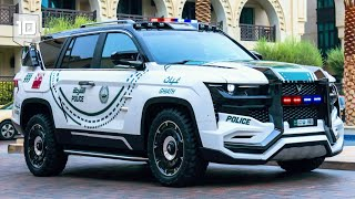 10 Most Amazing Off Road Police Cars in the World