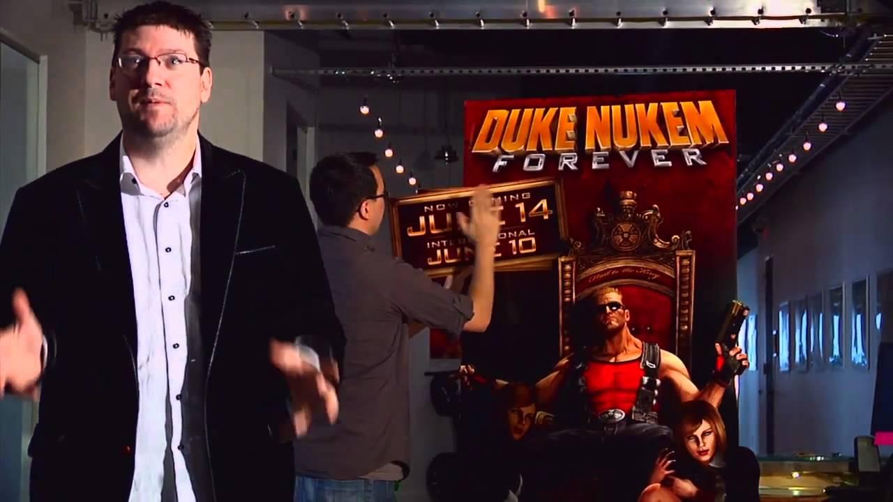 Duke Nukem Delayed Forever