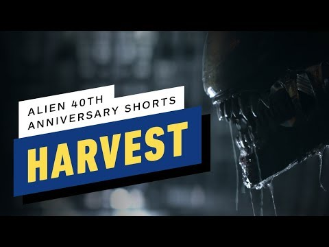 "Alien 40th Anniversary Short Film: ""Harvest"""