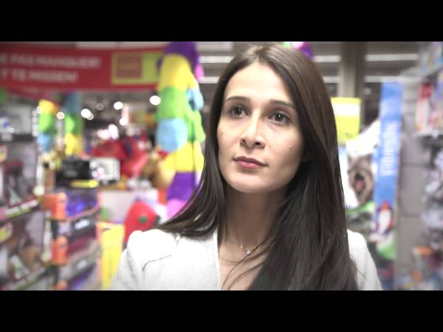 The Carrefour Shopping Experience