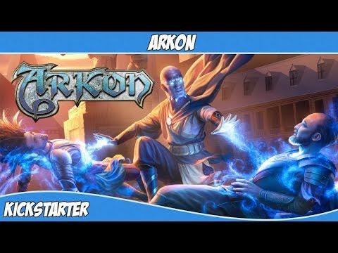 Let's Level Up - Arkon