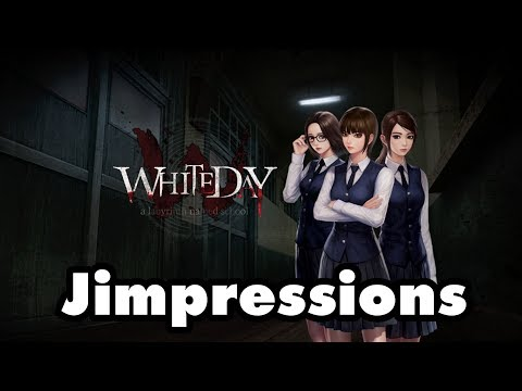 White Day: A Labyrinth Named School – Terror Of The Random Janitor (Jimpressions) video thumbnail