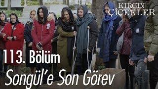 Songül'e son görev - Kırgın Çiçekler 113. Bölüm | Final