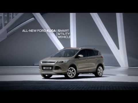Ford  Kuga Паркетник класса J - рекламное видео 3