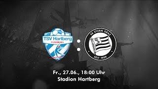 preview picture of video 'Spielaufzeichnung: TSV Hartberg 1:1 SK Sturm Graz (0:0)'